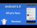 Android 6.0 Marshmallow Full Review - Animations - Featuers