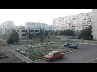 28 09 2014 Мариуполь обстрел блок поста Восточный
