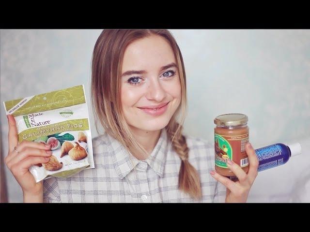 Блогер GConstr в восторге! Онлайн покупки полезные закуски и натура. От Сони Есьман