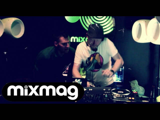 TECHNIMATIC dnb DJ set in The Lab LDN