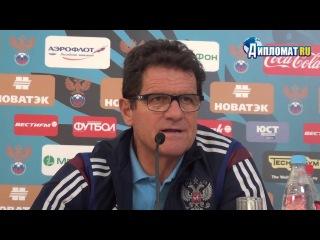 Главный тренер сборной России Фабио Капелло может быть отправлен в отставку