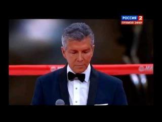 Бокс Александр Поветкин - Майк Перес 22.05.2015 Нокаут в первом раунде