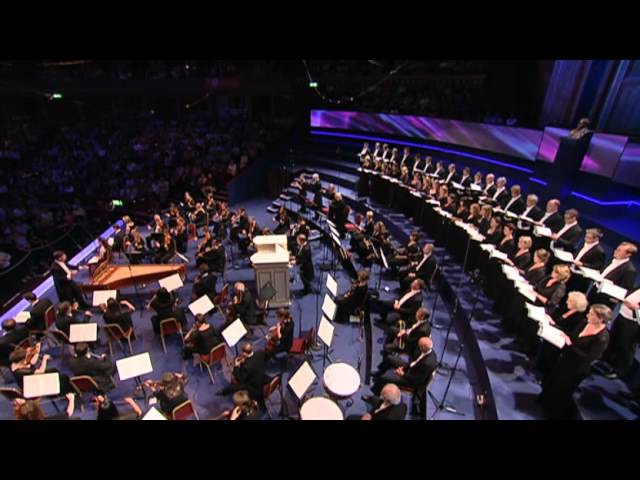 Bach Mass in B minor Proms 2012