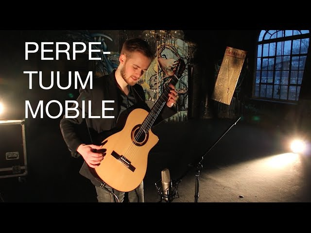 Sönke Meinen Perpetuum Mobile original