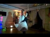 Очень красивый Свадебный Танец. Молодые Ирина и Артем. Студия La Passion Спб.