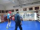 Бокс-Антонов Артем 2 раунд