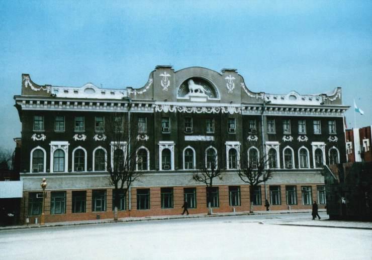 Дом А.И. Бендера