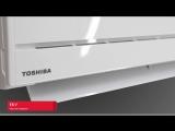 Инверторные кондиционеры Toshiba.