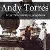 Andy Torres | Style Scrapbook  | Энди Торрес