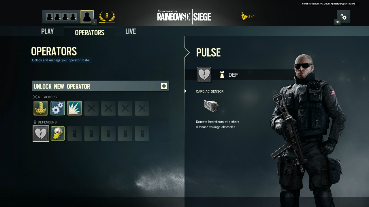 Разбор беты Tom Clancy's Rainbow Six Siege