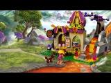 LEGO® Elves - La Pasticceria Magica di Azari