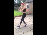 Hot Girl Shuffling -