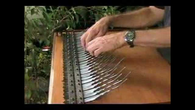 Jazz improvisation on a 5 octave Array mbira смотреть онлайн без регистрации