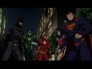 Justice League War Tribute New Divide Linkin Park
