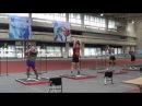 International military games 2015. Kettlebell sport. Mikhalev Alexander jerk 32 kg kb