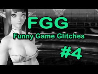 FGG - Funny Game Glitches #4