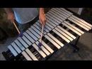 Blue Bossa Improv Vibraphone Solo