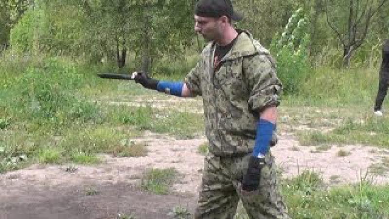 Введение в ножевой бой Лекции школы Казачьего Ножевого Боя