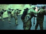 Спецотряд 12-го батальона готовится мочить сепаров.
