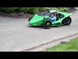 Turbo Hayabusa T-Rex Part 1