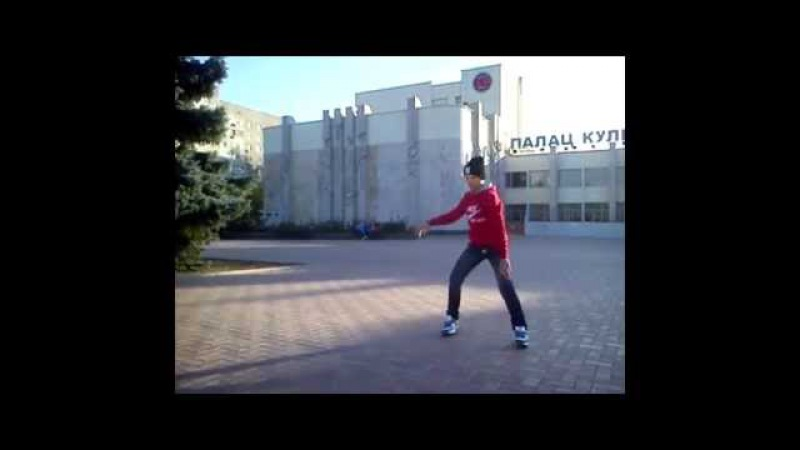 Dubstep dance NEW!