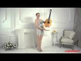 Уроки Игры на Гитаре для Начинающих с Нуля,Открытый урок с Августиной №11,Кубинский Танец,2 часть