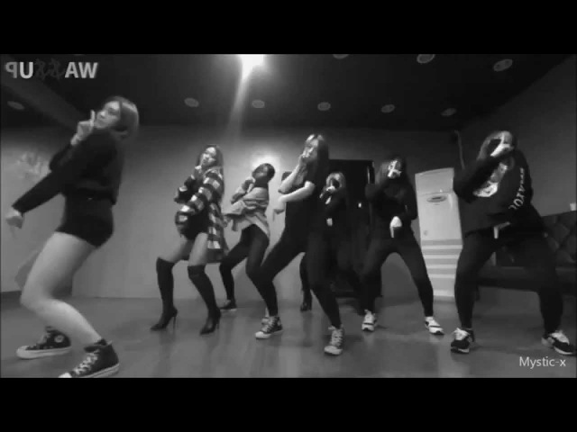 [Dance Mirrored] WASSUP (와썹)_ Stupid Liar (feat. NiiHwa)
