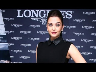 Aishwarya Rai Bachchan Attends The New Boutique Launch Of Longines