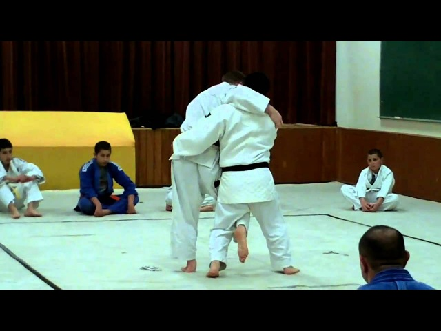 Yoko Guruma counter to Uchimata