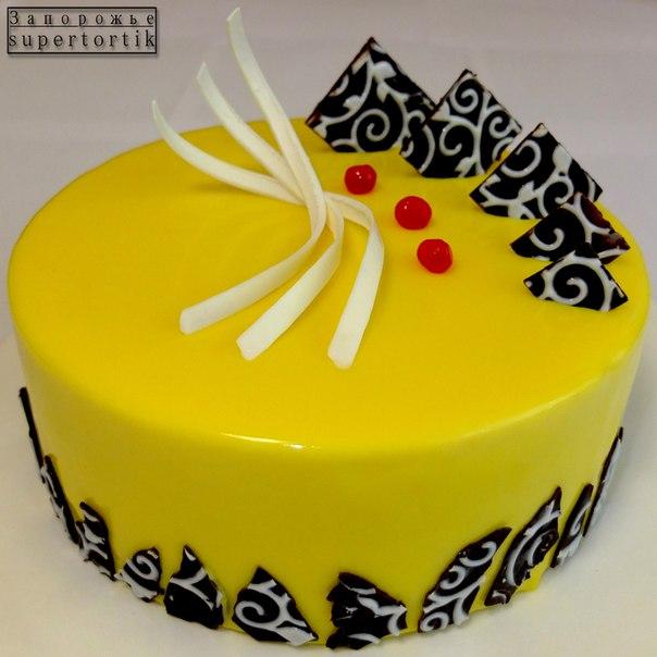 Как сделать глянцевую глазурь для торта рецепт