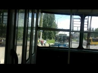 Троллейбус ЗиУ-9 c двигателем v8 Hemi Classic AmericanPower