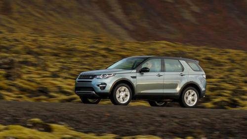 Подробнее о Land Rover