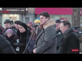 Русского языка не было и нет, есть северный диалект украинского - депутат Блока Петра Порошенко Иван Винник (23.02.2015)