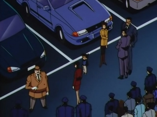 Detectiu Conan - 218 - El secret amagat de l'inspector Megré (2ª part)