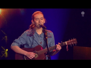 Anna - Hideaway - The Voice Kids Germany 2015
