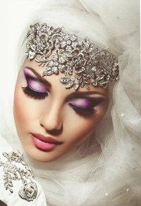 Арабский макияж для ускоглазых