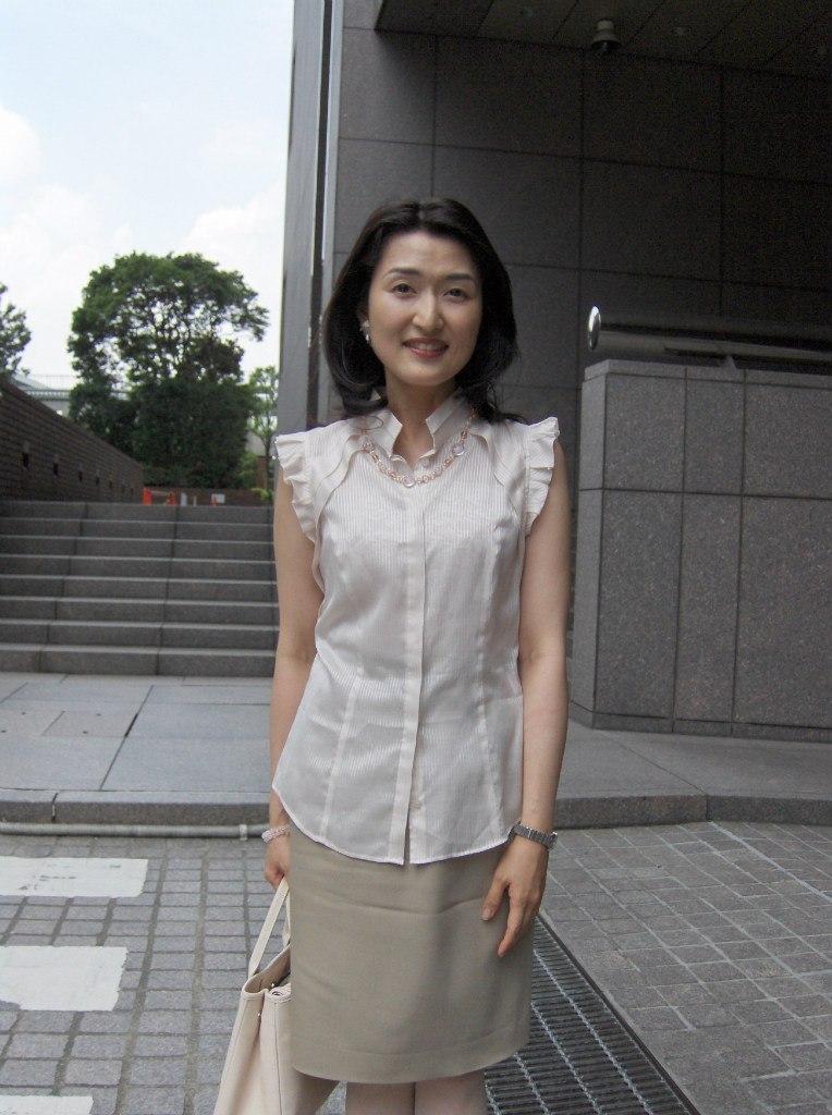 Японки в калготках 10 фотография