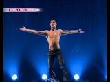 «Искушение» в Ярославле. На сцене «Миллениума» представили новый шоу-спектакль с искусственным дождем