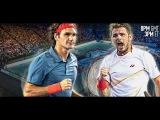 Roger Federer vs Stanislas Wawrinka 12 ATP World Tour Finals 2014 Highlights HD