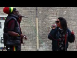 Prince Fatty feat Horseman &amp Hollie Cook @ Brixton Come Together Festival