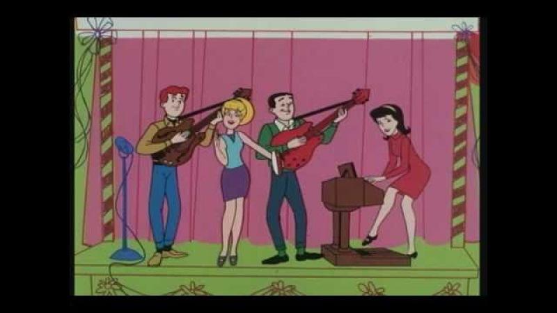 The Archies - Sugar, Sugar (Original 1969 Music Video)