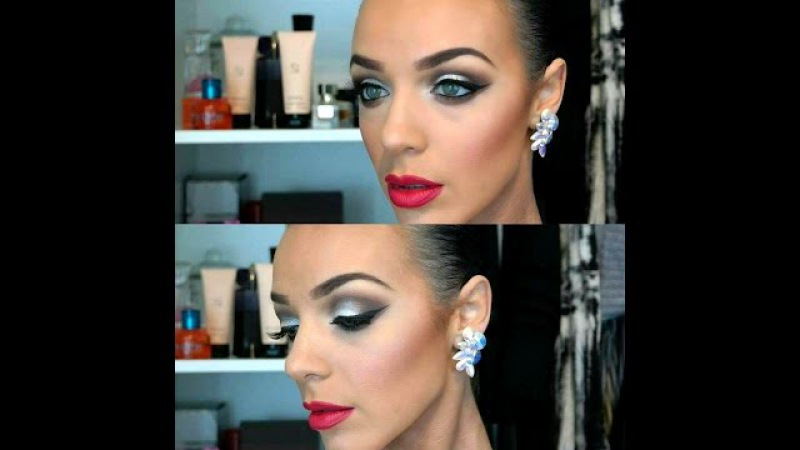 BALLROOM DANCING CLASSIC MAKEUP LOOK By Rachel Macintosh V.3