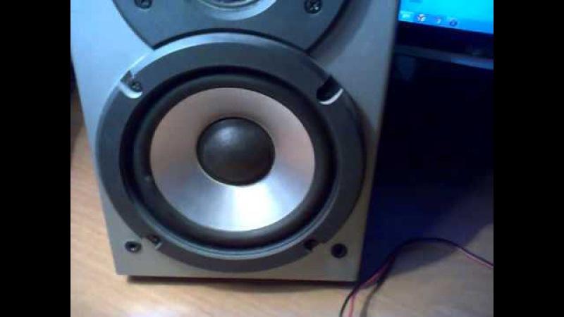 Усилитель низких частот на TDA2822M или Самодельная Колонка