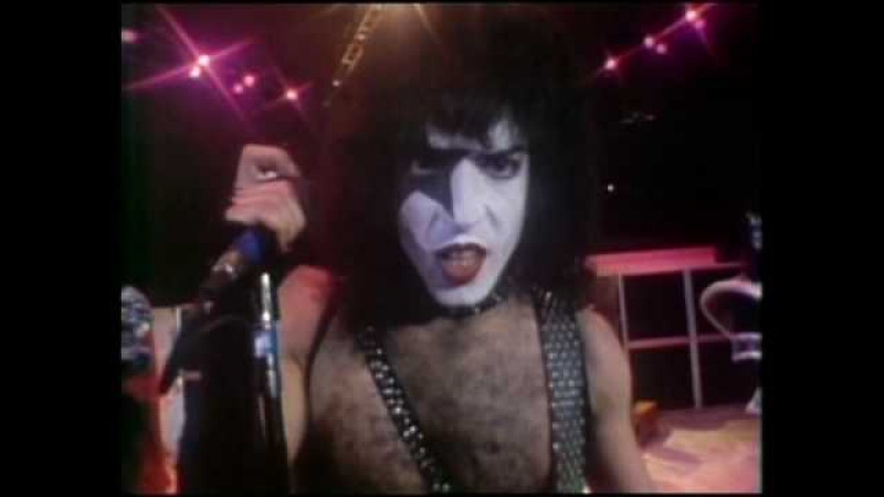 Kiss-I Was Made For Lovin You