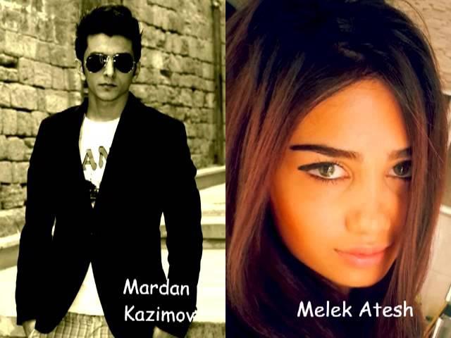 Mardan Kazimov Melek Atesh-Ben Bizi Özledim (Nedim Zeperden)