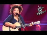Julia van der Toorn - New York State of Mind (The Blind Auditions The voice of Holland)