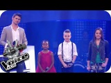 Alicia Keys - Empire State Of Mind (Chelsea, Olivia, Mike)   The Voice Kids 2013   Battle   SAT.1