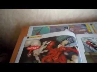 Обзоры комиксов MARVEL № 9 Золотой выпуск Человек Паук Злодеи и Герои