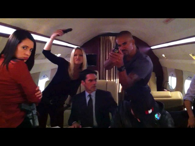 Wheels Up (The Hotch Song) / Criminal Minds