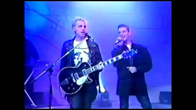 Depeche Mode Behind The Wheel The Roxy ITV 05 01 1988 UK